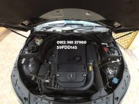 Mercedes-Benz C Class: Jual MERCEDES BENZ C200 CGI 2011 AT Hitam facelift