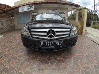 Mercedes-Benz C Class: Jual MERCEDES BENZ C200 CGI 2011 AT Hitam facelift (IMG-20170112-WA0032.jpg)