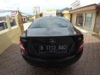 Mercedes-Benz C Class: Jual MERCEDES BENZ C200 CGI 2011 AT Hitam facelift (IMG-20170112-WA0041.jpg)