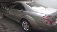 Mercedes-Benz S Class: Dijual Mercedes S350L 2009, RSE 3TV, Grey Metallic on Grey Nappa Leath