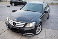 Mercedes-Benz C Class: 2012 Mercedes benz c300 avantgarde Kondisi mint tdp 107jt (IMG_7259.JPG)