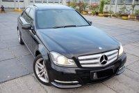 Mercedes-Benz C Class: 2012 Mercedes benz c300 avantgarde Kondisi mint tdp 107jt (IMG_7260.JPG)
