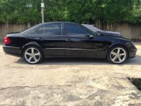 Mercedes-Benz E Class: Mercedes Benz E320 Avantgarde AMG Mercy W211 Panoramic KM 36rb AirSus (Samping Kanan.jpg)