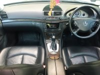 Mercedes-Benz E Class: Mercedes Benz E320 Avantgarde AMG Mercy W211 Panoramic KM 36rb AirSus (Dasboard.jpg)
