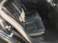 Mercedes-Benz E Class: Mercedes Benz E320 Avantgarde AMG Mercy W211 Panoramic KM 36rb AirSus (Interior Belakang.jpg)