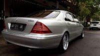 Mercedes-Benz S Class: Dijual Mercy S500 tahun 2001 Sangat Mulus (XXCH0429.JPG)