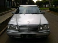 Jual Mercedes-Benz C Class: Mercedes Benz C200 Manual 2.0cc Th.1995