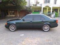 Jual Mercedes-Benz C Class: Mercedes Benz C200 Th'95 Manual Good Condition / Buat Penggemar