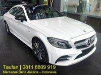 Mercedes-Benz C Class: Mercedes Benz C43 Coupe Promo GIIAS 2019 (mercedes benz c43 coupe 2019 (2).JPG)