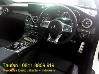 Mercedes-Benz C Class: Mercedes Benz C43 Coupe Promo GIIAS 2019 (mercedes benz c43 coupe 2019 (5).JPG)