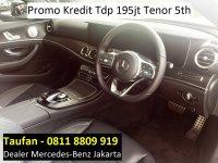 Mercedes-Benz E Class: Mercedes Benz E350 AMG Promo GIIAS 2019 (promo mercedes benz e350 amg 2019 (5).JPG)