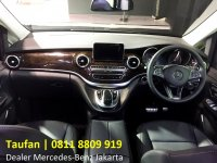 Mercedes-Benz V Class: Mercedes Benz V260 Promo GIIAS 2019 (mercedes benz  v260 lwb 2018 (4).JPG)