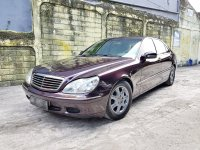 Mercedes-Benz S Class: Mercedes Benz S320L CBU BuiltUp German (37564417-6f2f-445b-b153-42b730a09a47.jpg)