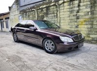 Mercedes-Benz S Class: Mercedes Benz S320L CBU BuiltUp German (da7625a5-a6c3-4c14-b61f-15c5166b0110.jpg)