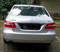 Mercedes-Benz E Class: Jual, BU, Mercedes Benz E200 (blk, no plate.jpg)