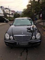 Mercedes-Benz: dijual cepat mercedes benz E200K