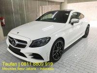 Jual Mercedes-Benz: Mercedes Benz C300 Coupe 2019 Promo Harga Terbaik