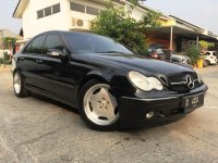 "Jual Mercedes-Benz C Class: Mercedes Benz C240 Mercy W203 th2001 Elegance Sunroof  ""AMG STYLE"""