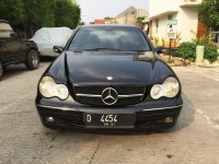 "Mercedes-Benz C Class: Mercedes Benz C240 Mercy W203 th2001 Elegance Sunroof  ""AMG STYLE"" (Depan.jpg)"