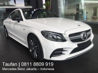 Jual Mercedes-Benz: All New Mercedes Benz AMG C43 Coupe 2019