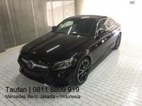 Jual Mercedes-Benz C300 Coupe: All New Mercedes Benz C300 AMG Coupe 2019