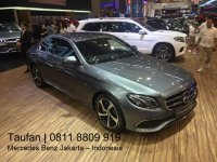 Jual Mercedes-Benz: All New Mercedes Benz E300 Sportstyle 2019