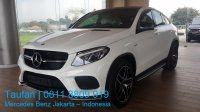 Jual Mercedes-Benz: All New Mercedes Benz GLE43 AMG Coupe 2019