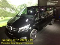 Jual Mercedes-Benz V Class: All New Mercedes Benz V260 LWB 2019
