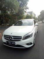 Jual Mercedes-Benz A Class: Mercedes benz a200 2014 new model perfect