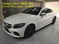 Jual Mercedes-Benz: Promo Dp 20% Mercedes Benz C300 Coupe 2019