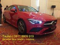 Jual Mercedes-Benz: Promo Dp 20% Mercedes Benz CLA200 AMG 2019