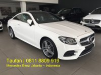 Jual Mercedes-Benz: Promo Dp 20% Mercedes Benz E300 Coupe 2019