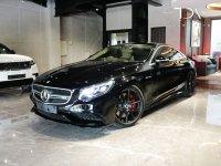 Jual Mercedes-Benz: Mercedes Benz S63 AMG Coupe