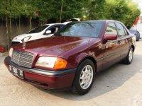 "Mercedes-Benz C Class: Mercedes Benz C200 Mercy W202 th 1995 ""ANTIK SEKALI"" KM 69rb (Depan Kiri.jpg)"