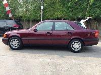 "Mercedes-Benz C Class: Mercedes Benz C200 Mercy W202 th 1995 ""ANTIK SEKALI"" KM 69rb (Samping Kiri.jpg)"