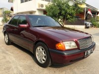 "Mercedes-Benz C Class: Mercedes Benz C200 Mercy W202 th 1995 ""ANTIK SEKALI"" KM 69rb (Depan Kanan.jpg)"