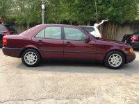 "Mercedes-Benz C Class: Mercedes Benz C200 Mercy W202 th 1995 ""ANTIK SEKALI"" KM 69rb (Samping Kanan.jpg)"
