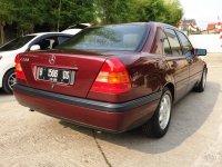 """Mercedes-Benz C Class: Mercedes Benz C200 Mercy W202 th 1995 """"ANTIK SEKALI"""" KM 69rb (Belakang Kanan.jpg)"""