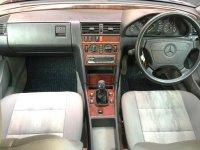 "Mercedes-Benz C Class: Mercedes Benz C200 Mercy W202 th 1995 ""ANTIK SEKALI"" KM 69rb (Dasboard.jpg)"