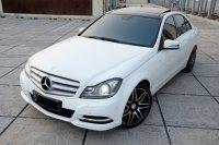 Jual Mercedes-Benz C Class: 2013 Mercedes benz c300 avantgarde Kondisi excellent tdp 101jt
