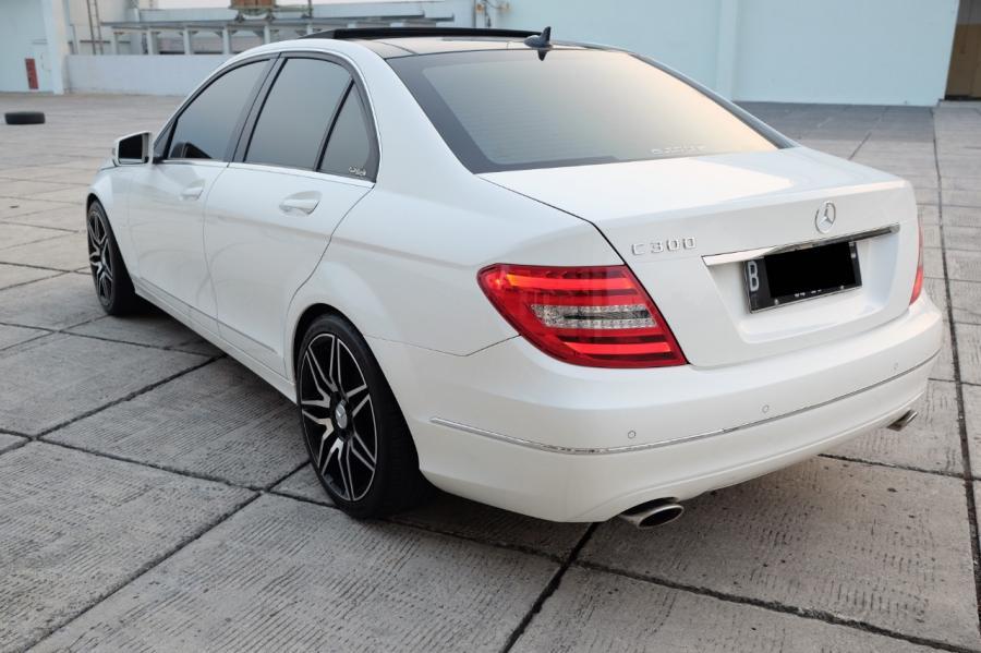 2013 Mercedes Benz C300 >> C Class 2013 Mercedes Benz C300 Avantgarde Kondisi