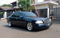 Mercedes-Benz C Class: Mercy C200 W202 Elegance MT Tahun 1995 (DpnSpgC200-2.jpg)
