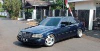 Mercedes-Benz C Class: Mercy C200 W202 Elegance MT Tahun 1995 (DpnSSAC200-2.jpg)
