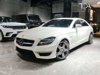 Mercedes-Benz: Mercedes Bens CLS63 AMG - 2012, Top Condition (1.jpeg)
