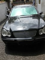 Jual Mercedes-Benz C Class: Mercedes Benz C240 Elegance C-Class Tahun 2003