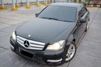 Jual Mercedes-Benz C Class: 2013 Mercedes Benz C250 AMG Antik Mulis Terawat TDP 102JT