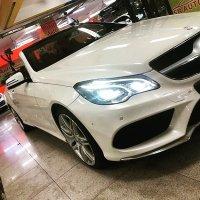 Jual Mercedes-Benz E Class: Mercedes benz E500 AMG Cabrio 2013