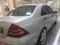 Mercedes-Benz: Jual Mobil Mercy C180 W203 Kompressor