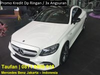 Jual Mercedes-Benz C Class: Mercedes Benz C43 Coupe 2019 Promo Bunga 0%