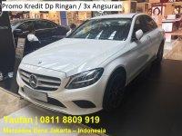 Jual Mercedes-Benz C Class: Mercedes Benz C200 Avantgarde 2019 Promo Bunga 0%